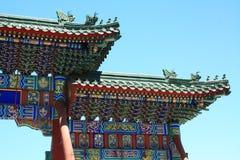 Configuración china antigua Imagenes de archivo