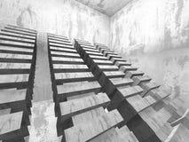 Configuración concreta Backgrou industrial abstracto de la construcción Imagen de archivo