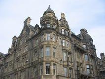 Configuración de Edimburgo fotografía de archivo