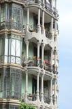 Configuración de Gaudi Imagenes de archivo