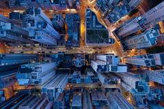 Configuración de Hong Kong Imagen de archivo