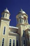 Configuración de la iglesia Imagen de archivo libre de regalías