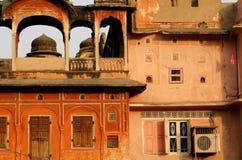 Configuración de la India Foto de archivo libre de regalías