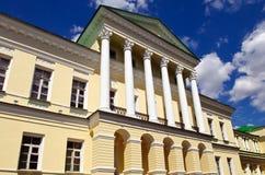 Configuración de la obra clásica de Yekaterinburg fotografía de archivo libre de regalías