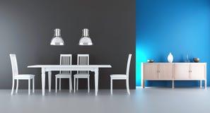 Configuración de la sala de estar Stock de ilustración