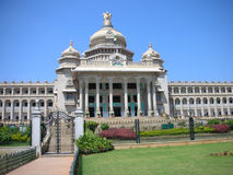 Configuración de la señal en Bangalore imágenes de archivo libres de regalías