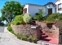 Configuración de Los Ángeles Imagen de archivo libre de regalías