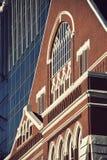 Configuración de Nashville Imagen de archivo libre de regalías