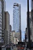 Configuración de New York City Fotos de archivo libres de regalías