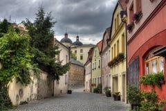 Configuración de Olomouc Foto de archivo libre de regalías
