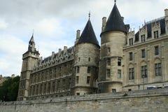 Configuración de París foto de archivo