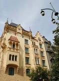 Configuración de Praga Imágenes de archivo libres de regalías