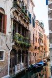 Configuración de Venecia Foto de archivo libre de regalías