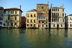 Configuración de Venecia Fotografía de archivo libre de regalías