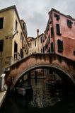 Configuración de Venecia Fotos de archivo