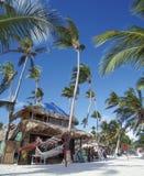 Configuración del Caribe Imágenes de archivo libres de regalías