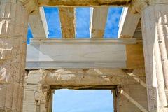 Configuración del griego clásico Foto de archivo libre de regalías