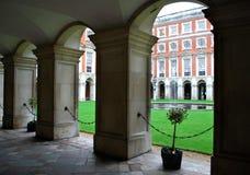 Configuración del Hampton Court Fotografía de archivo libre de regalías