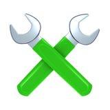 Configuración del icono ilustración del vector