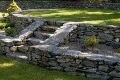 Configuración del jardín Imagen de archivo