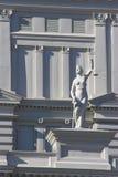 Configuración del Palacio de Justicia Imagen de archivo