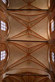 Configuración del techo de la iglesia Fotografía de archivo libre de regalías