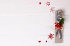 Configuración del vector de la Navidad fotografía de archivo