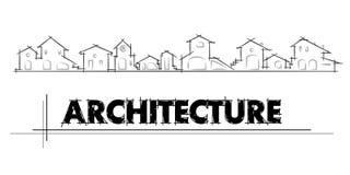 Configuración - empresa de la construcción ilustración del vector