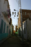 Configuración en Egipto fotos de archivo