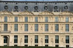 Configuración en París Foto de archivo