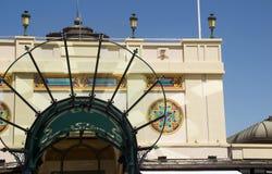 Configuración famosa Monte Carlo del café de la entrada Fotografía de archivo