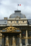 Configuración francesa Fotos de archivo libres de regalías