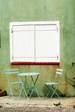 Configuración francesa Imagen de archivo libre de regalías