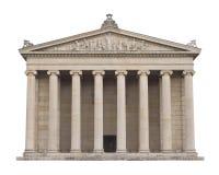 Configuración griega clásica Imágenes de archivo libres de regalías