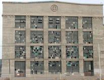 Configuración industrial Foto de archivo libre de regalías
