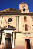 Configuración italiana Fotografía de archivo
