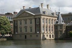 Configuración La Haya/guarida Haag del architectuur Fotos de archivo libres de regalías