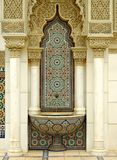 Configuración marroquí fotografía de archivo