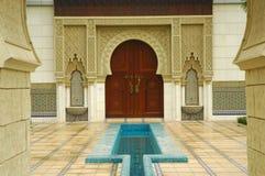 Configuración marroquí Fotos de archivo