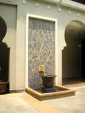 Configuración marroquí Foto de archivo libre de regalías