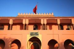 Configuración marroquí imágenes de archivo libres de regalías