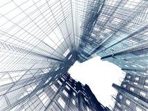 Configuración moderna abstracta Fotografía de archivo libre de regalías