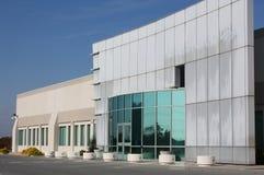 Configuración moderna del edificio Foto de archivo libre de regalías