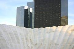 Configuración París del rascacielos Imagen de archivo