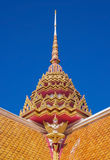 Configuración tailandesa Imagen de archivo libre de regalías