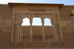 Configuración tradicional india Imágenes de archivo libres de regalías