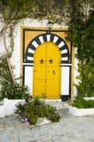 Configuración tunecina Imagen de archivo libre de regalías