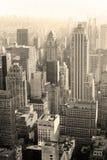 Configuración urbana Foto de archivo libre de regalías