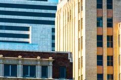 Configuración urbana Imágenes de archivo libres de regalías