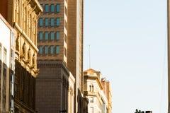 Configuración urbana Imagen de archivo